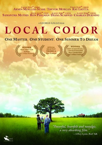 Local color dvd cover